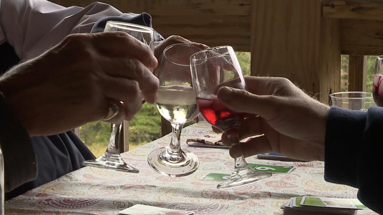 Wineries across Northeast Ohio record successful summer, harvest despite COVID-19 pandemic