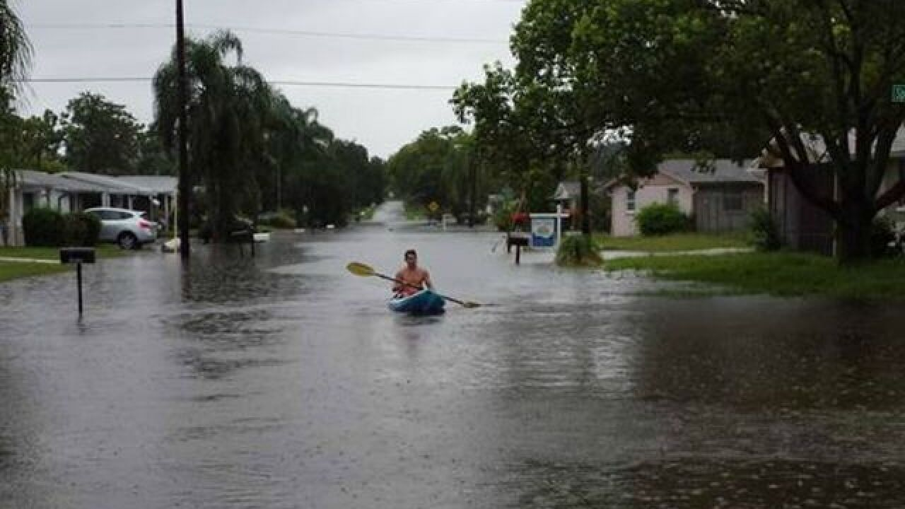 PHOTO GALLERY: Flooding in the Tampa Bay area on