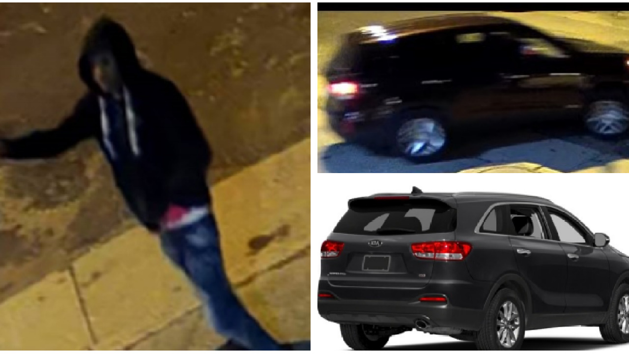 Police seeking person and vehicle of interest in West Cary Street homicide