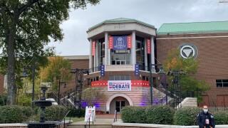Presidential Debate at Belmont University