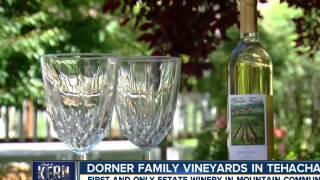 Made in Kern County: Dorner Family Vineyards