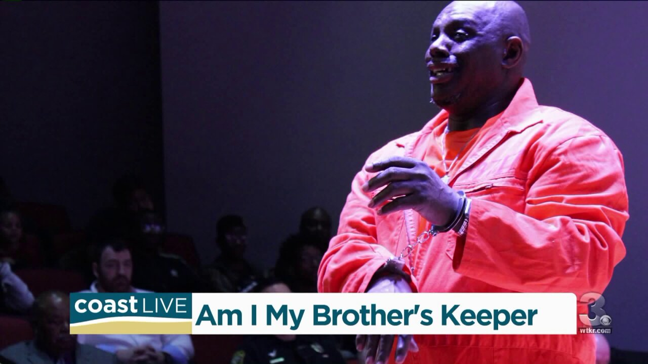 How one man is using his story to help stop violence on CoastLive