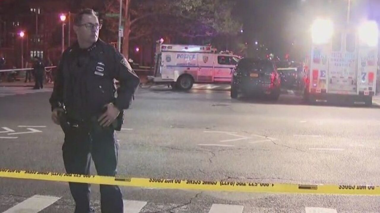 NYPD officer in critical condition after incident at Brooklyn nailsalon