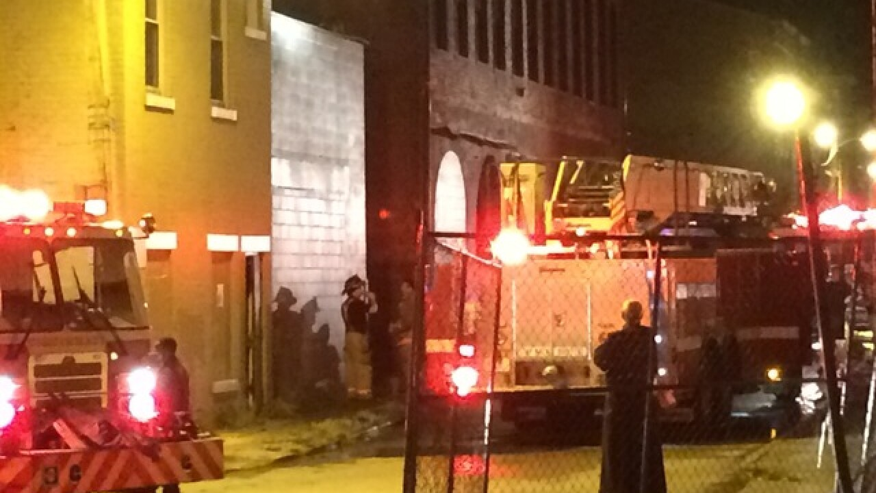 Over The Rhine Soup Kitchen Catches Fire