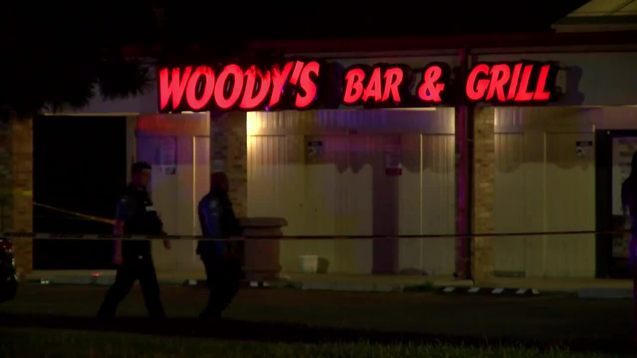 Woody's Bar and Grill homicide