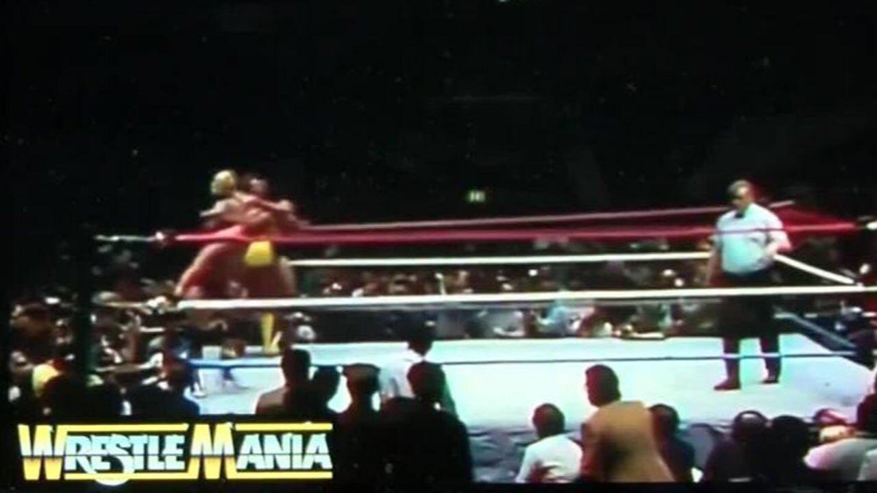 Wrestling WWE
