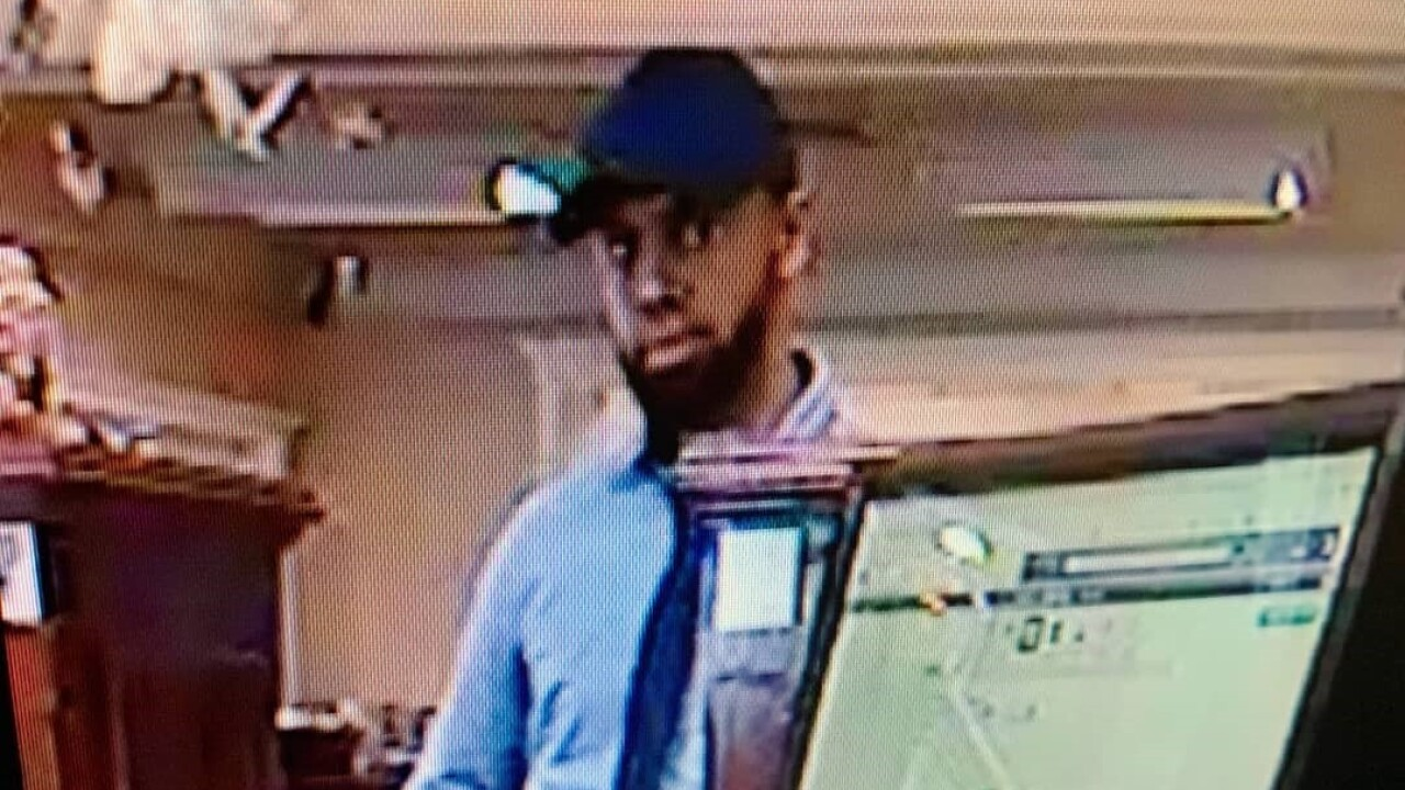 Provo Police ask for help identifying suspect in bank thefts