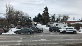 Whitefish Stage Road Kalispell SWAT Standoff