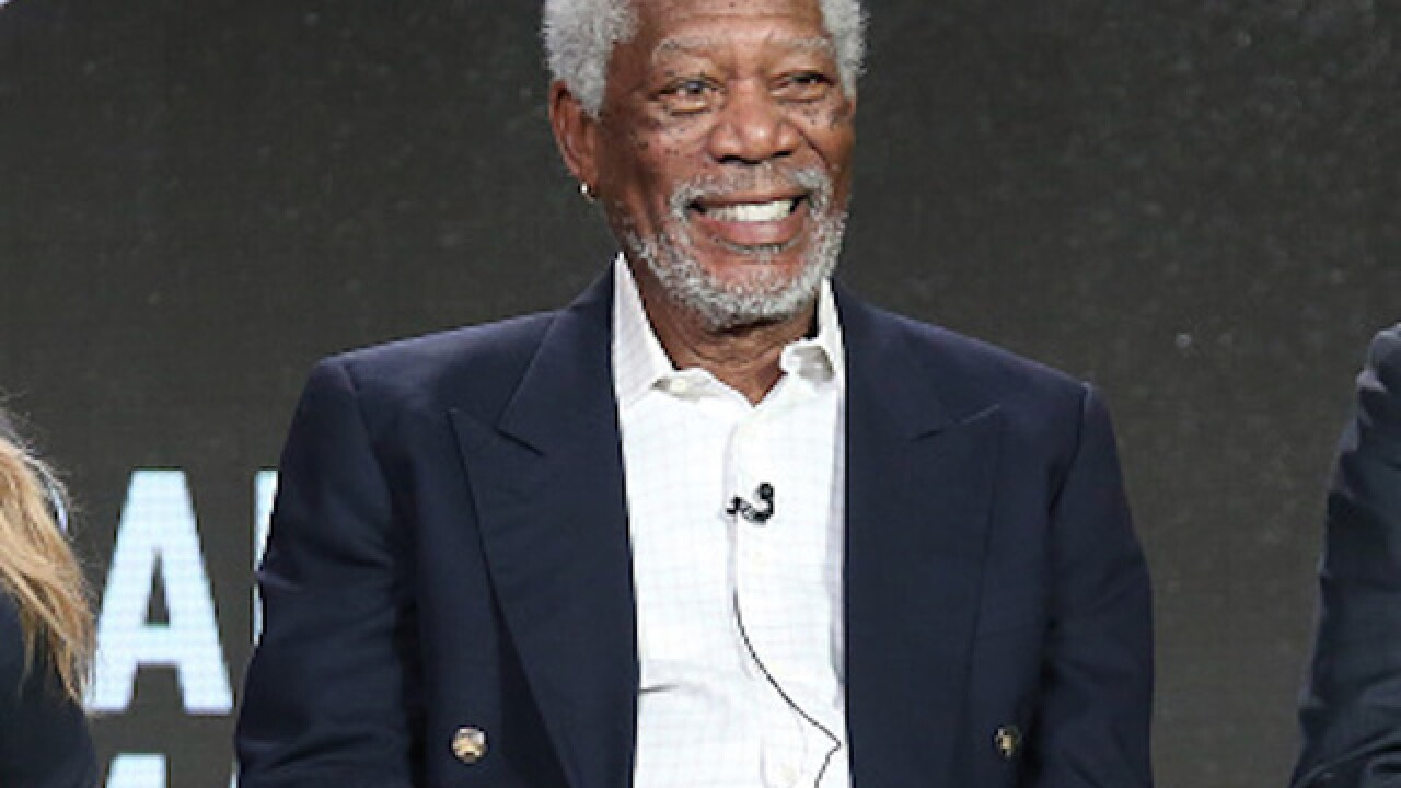 Morgan Freeman will narrate your commute