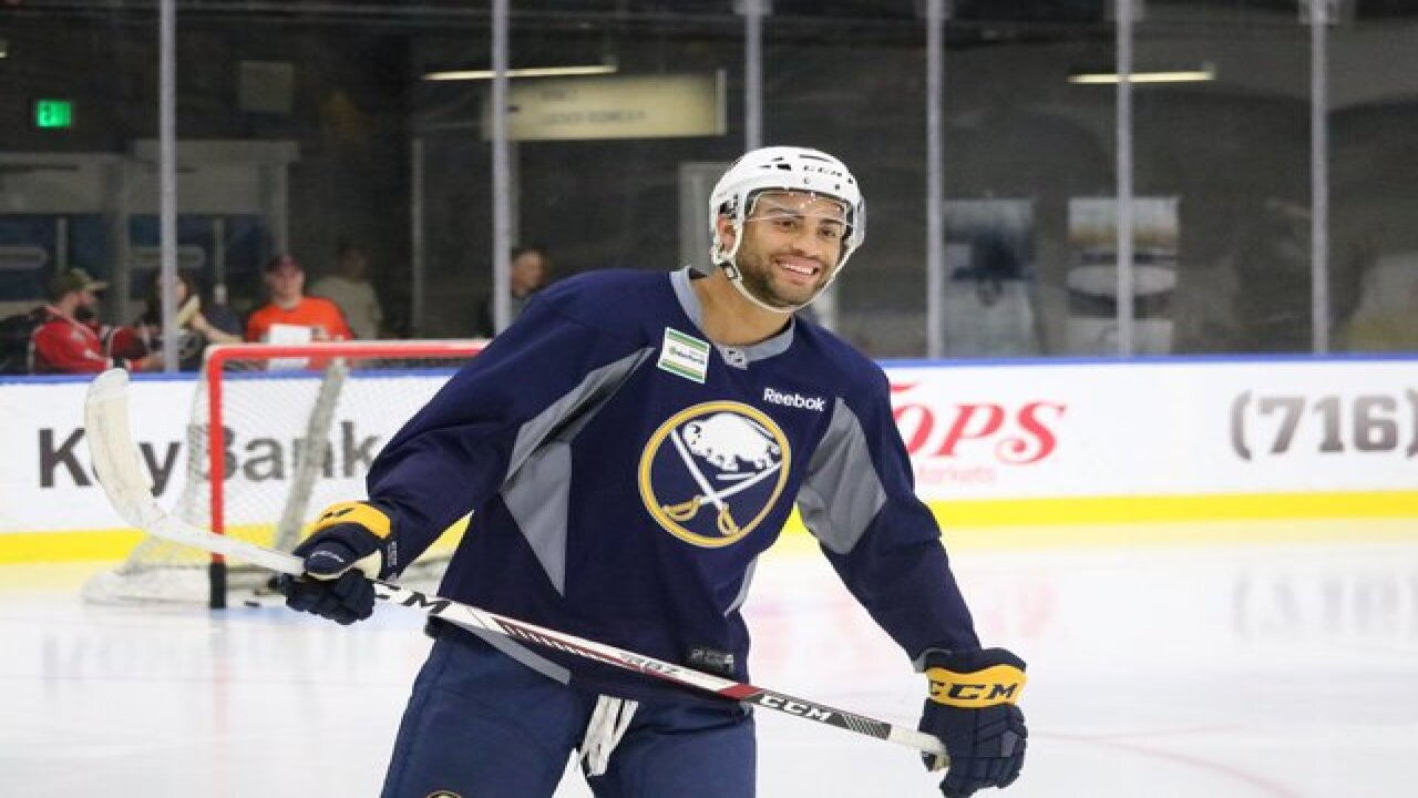 Sabres sound off after Day 3 of development camp