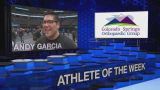 KOAA Athlete of the Week: Andy Garcia, Pueblo East Wrestler