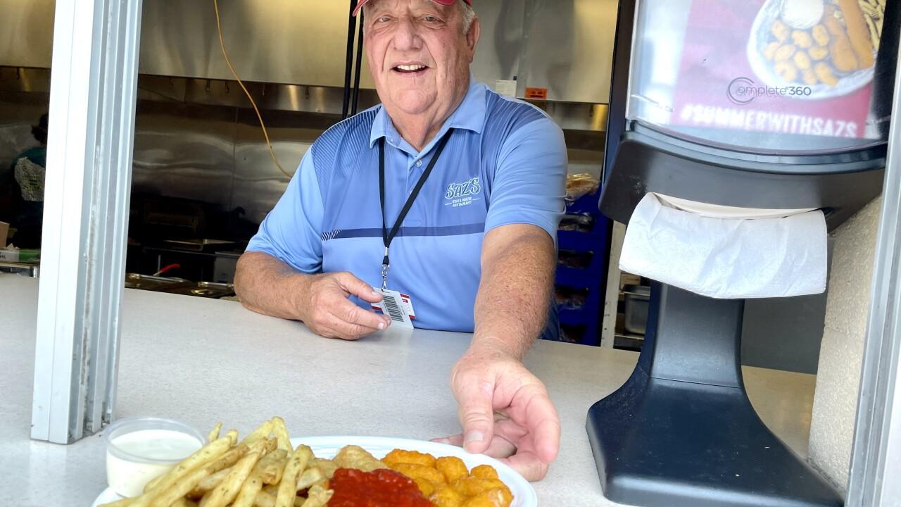 Steve Sazama , the owner of Saz's
