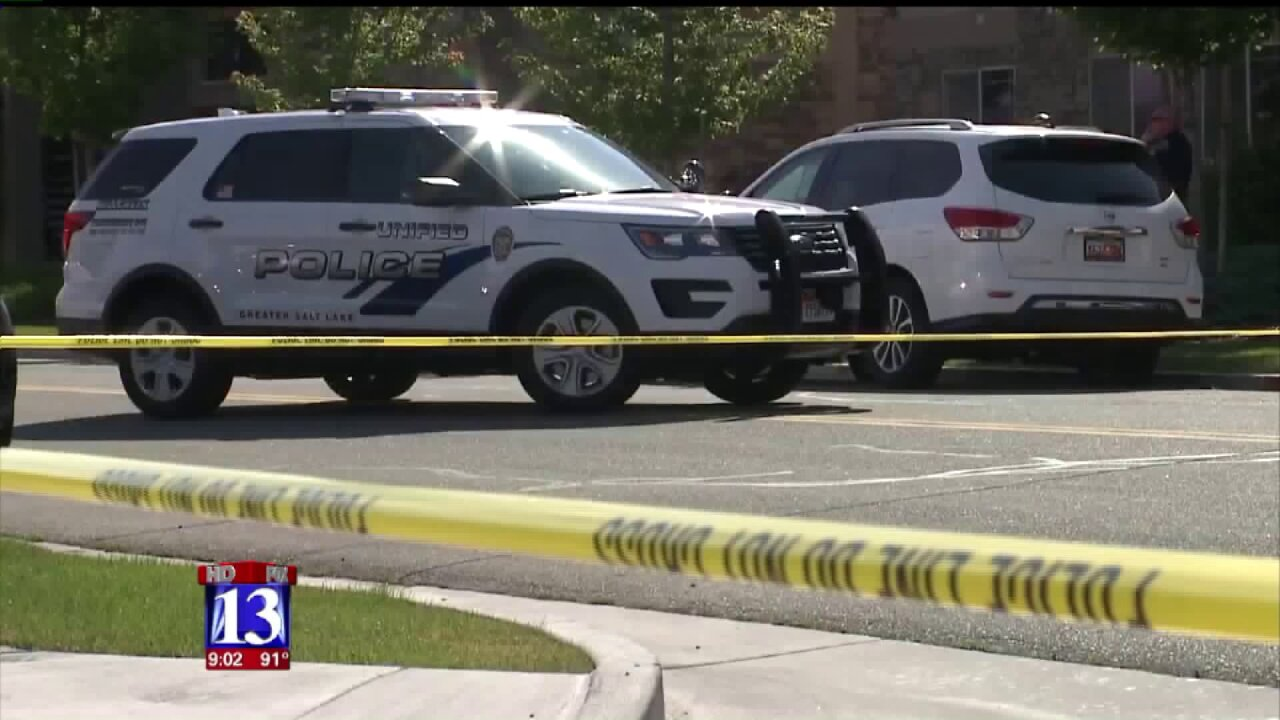 3-year-old boy in serious condition after being hit by car inMidvale