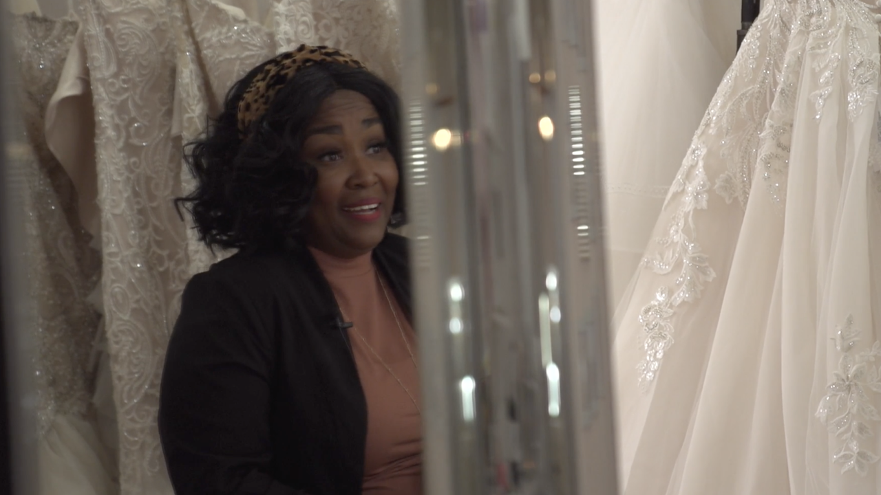 LaTonya Turnage wondered if her Baltimore bridal shop would survive COVID-19 shutdowns. She heard of the Paycheck Protection Program, but didn't think she would qualify. Turns out, she did. There are now grassroot efforts to find and an identify small businesses that qualify for PPP, but have not applied.