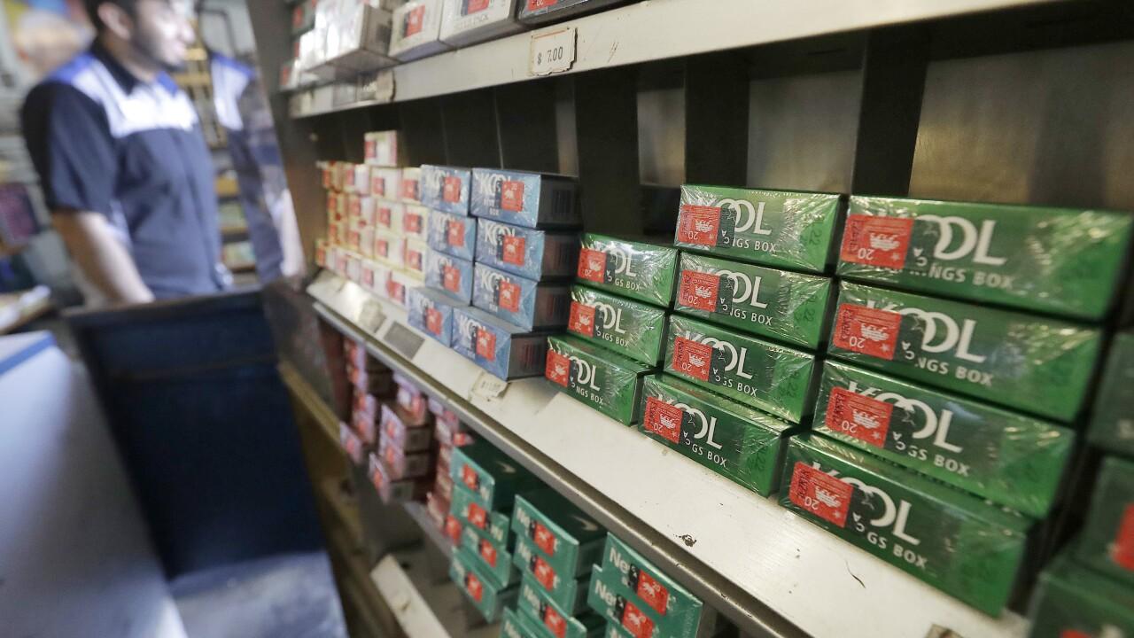CORRECTION FDA Smoking Flavors