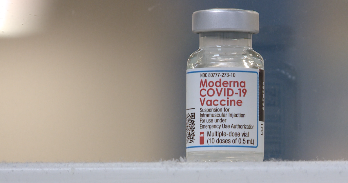 Moderna vaccine shows strong immune response in kids 6 to 11