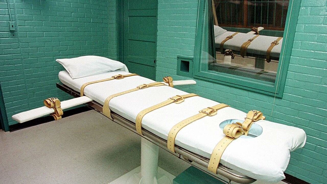 FDA can't regulate death penalty drugs, Justice Department says