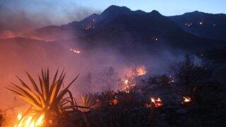 Pinnacle Fire