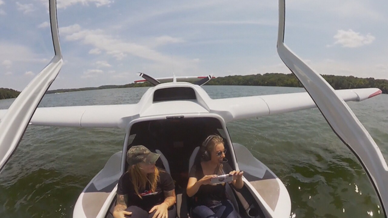 ICON A5 Stops In Nashville On Its 'Angle Of Attack Tour'