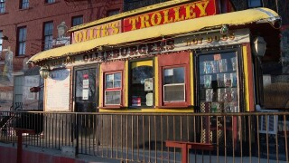 Ollie's Trolley March 2021