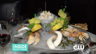 Taste the Freshness of Truluck's Seafood at the South Beach Seafood Festival!