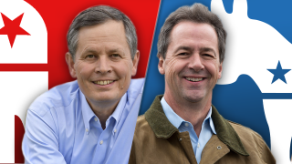 Bullock, Daines win U.S. Senate primaries, gear up for fall face-off