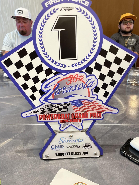 Dominic trophy