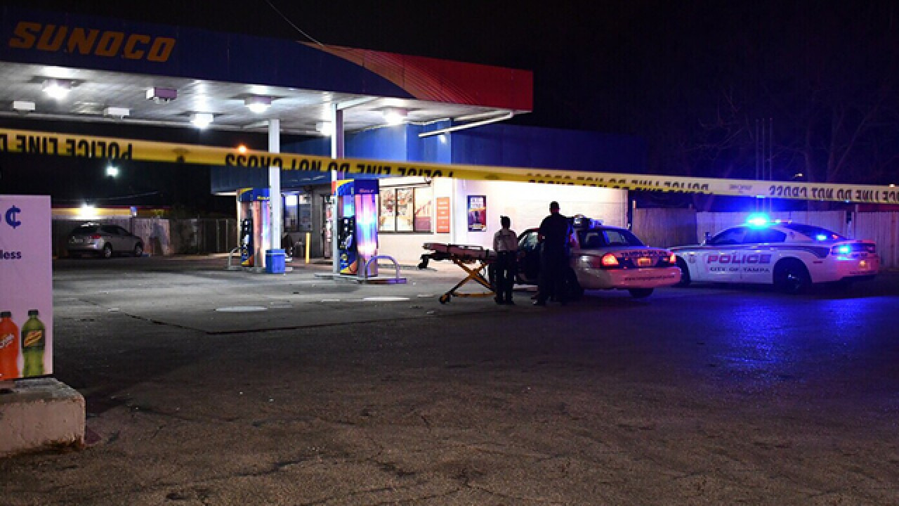 Police: Clerk shoots man who tried to rob store