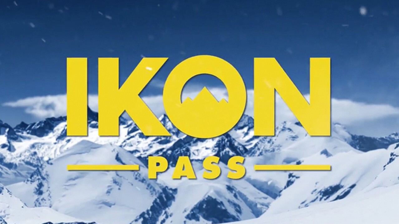 Ikon Pass unveiled, with access to several Colorado ski areas and others across North America