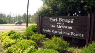 US Special Operations soldier killed in training exercise at FortBragg