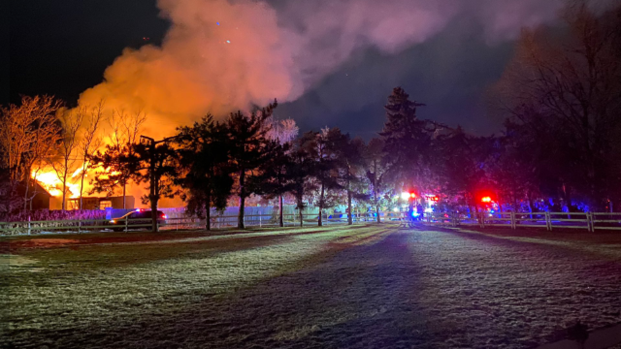 Cherry Hills Village fire_Jan 13 2019