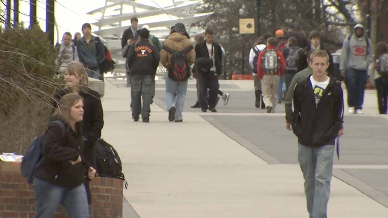 COVID-19 economic impact could affect college financial aid