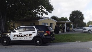 Boynton Beach fatal shooting on Northeast Fourth Court, Nov. 22, 2020