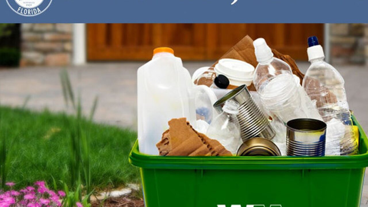 Waste collection fees increase Monday in Jupiter