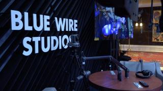 Blue Wire Wynn