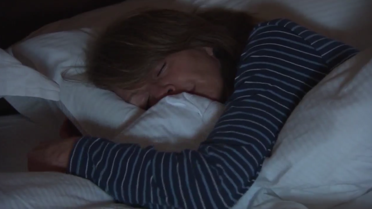 Sleeping with a light on could lead to weight gain in women, study says