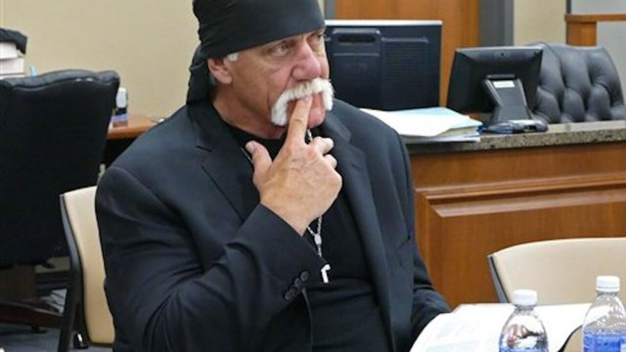 Former Gawker editor called in Hogan trial