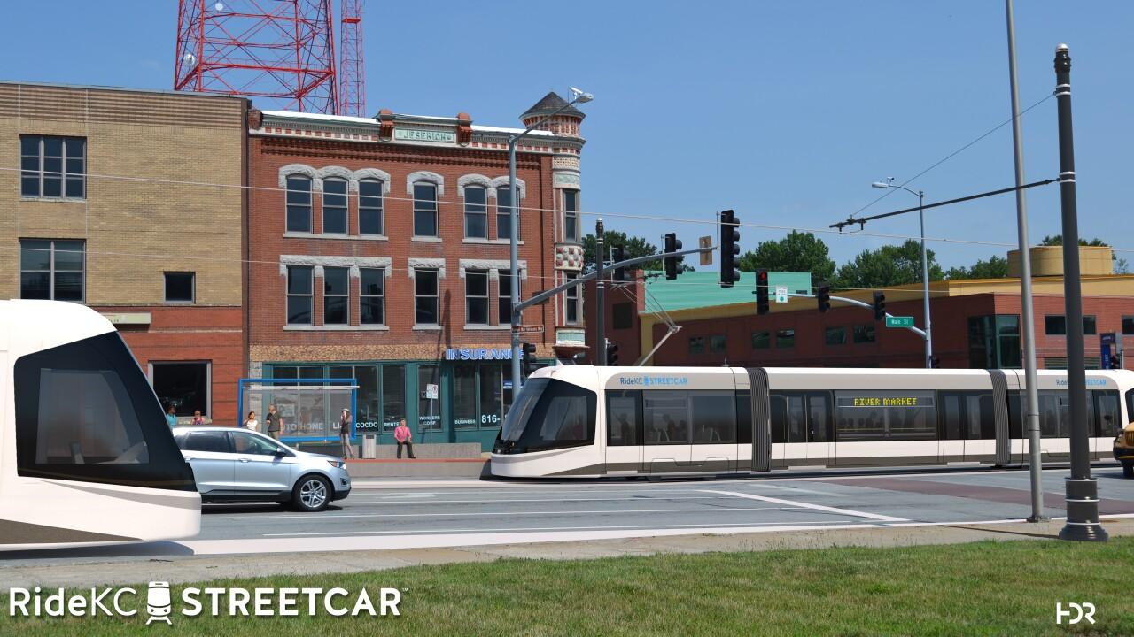 KC Streetcar Main Street Extension