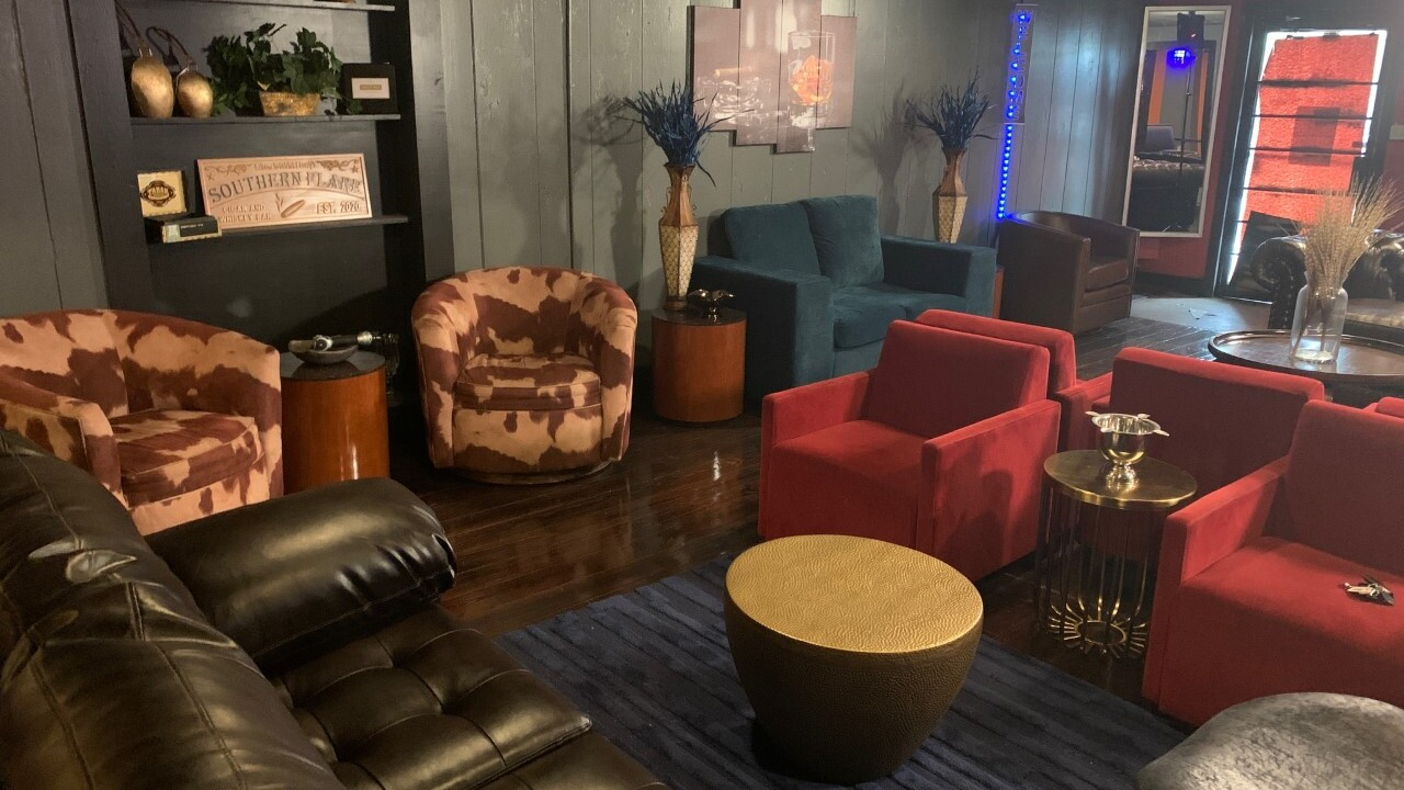 Southern Flare Cigar & Social Lounge