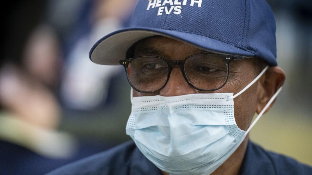 Virus Outbreak Vaccine California