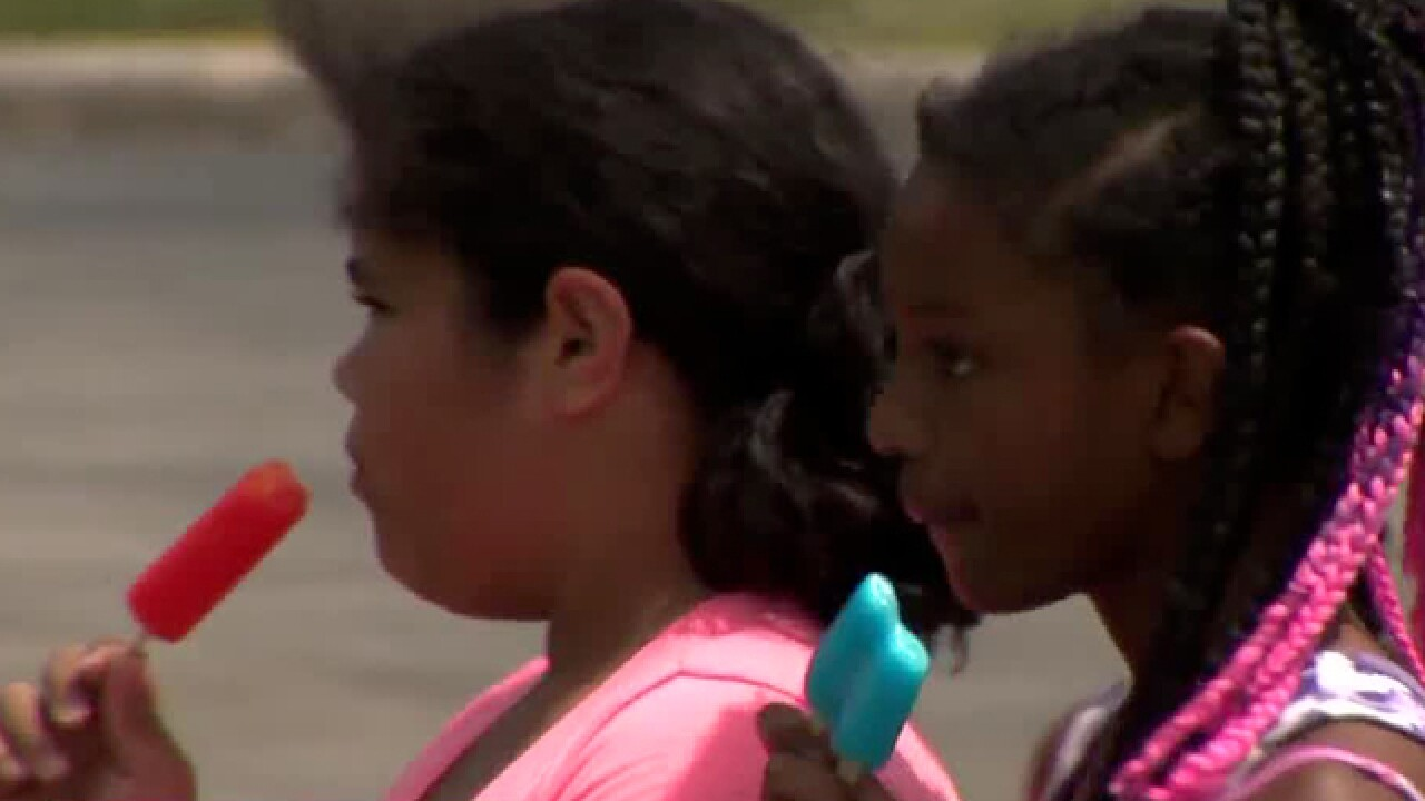 Back-To-School Event Helps Kids Prepare For The Upcoming Year