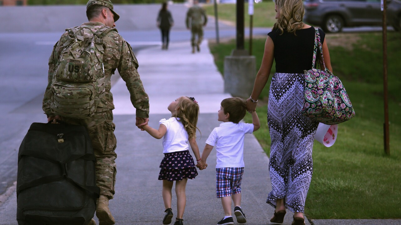 10th Mountain Troops Return From Iraq Deployment