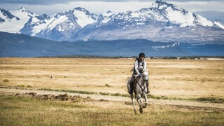 Manhattan's Marie Griffis wins first ever Gaucho Derby in South America