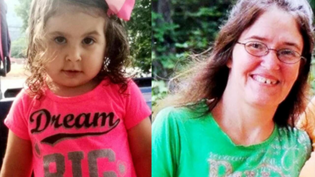 Endangered Child Alert Issued For 2-Yr-Old Girl