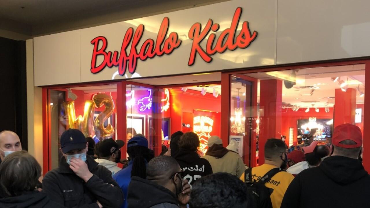 Buffalo Kids