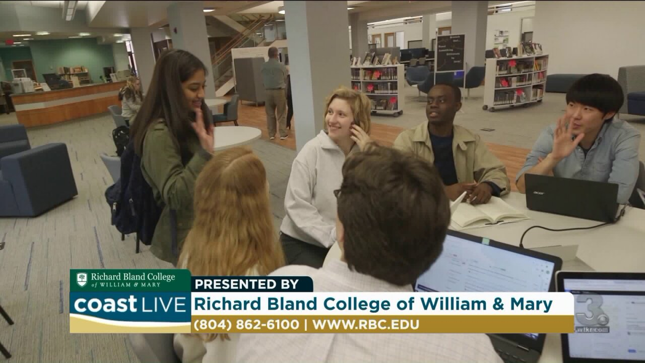 A Virginia college that offers unique opportunities on CoastLive