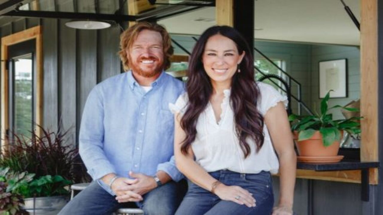 'Fixer Upper' Is Returning To TV With A New Season