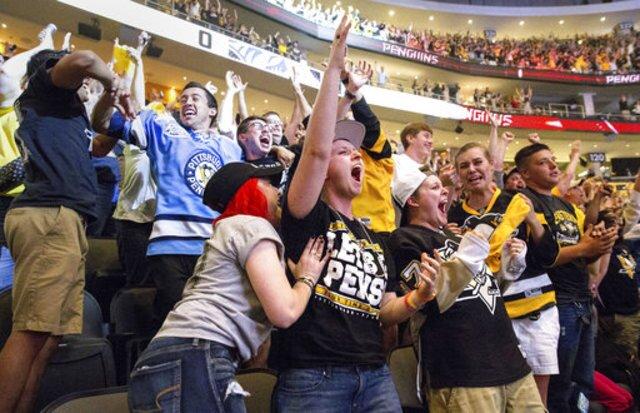 Penguins win Stanley Cup Final
