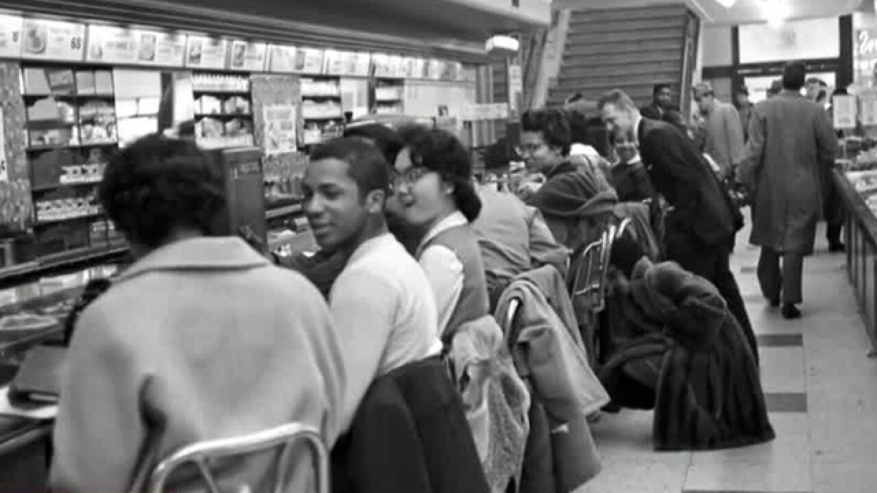 Woolworth Sit-ins Participants Share Their Story