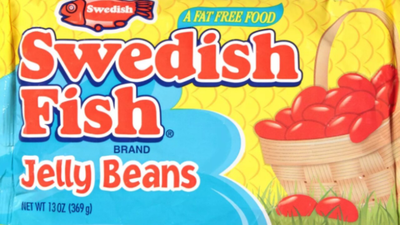 Swedish Fish Jelly Beans Deserve A Spot In Your Easter Basket